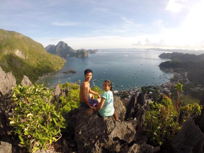 Taraw Ridge, El Nido, Philippines